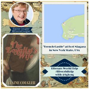 Literary World Trip: Elaine Cougler