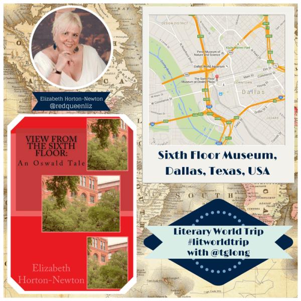 Literary World Trip: Elizabeth Horton-Newton