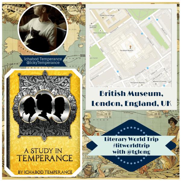 Literary World Trip: Ichabod Temperance