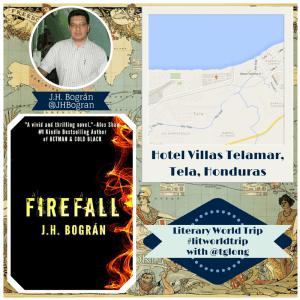 Literary World Trip: J.H. Bográn