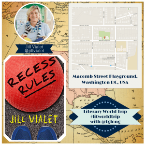 Literary World Trip: Jill Vialet