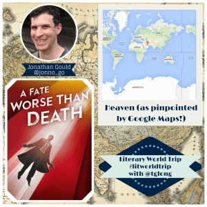Literary World Trip: Jonathan Gould