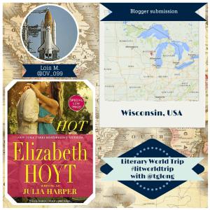 Literary World Trip: Julia Harper