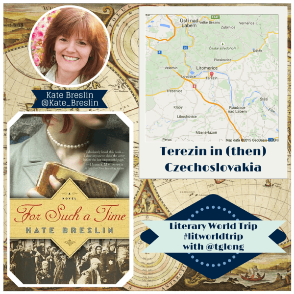 Literary World Trip: Kate Breslin