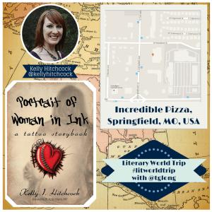 Literary World Trip: Kelly Hitchcock
