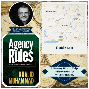 Literary World Trip: Khalid Muhammad