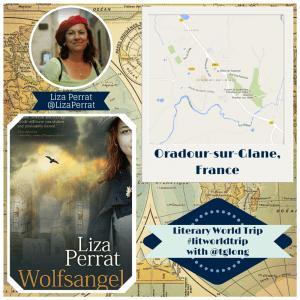 Literary World Trip: Liza Perrat