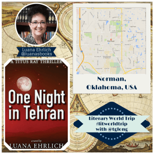 Literary World Trip: Luana Ehrlich