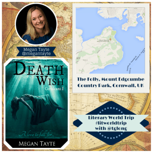 Literary World Trip: Megan Tayte