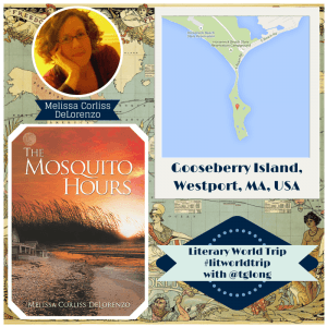 Literary World Trip: Melissa Corliss DeLorenzo