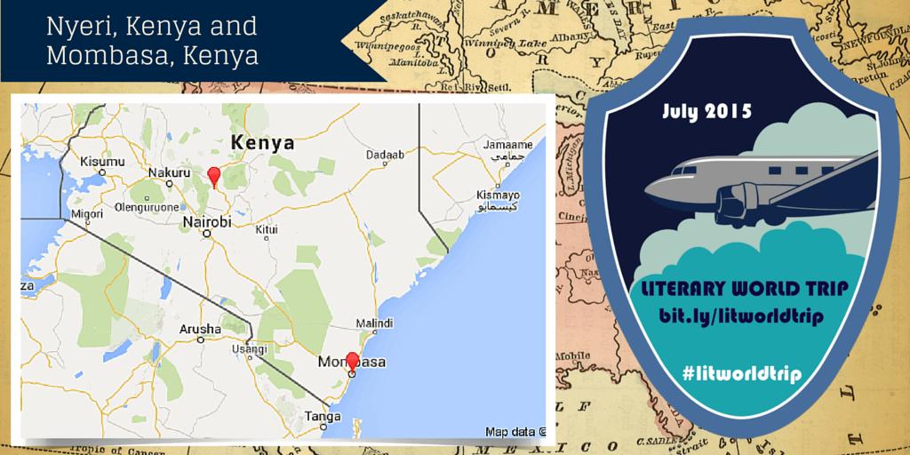 Literary World Trip stops: Kenya