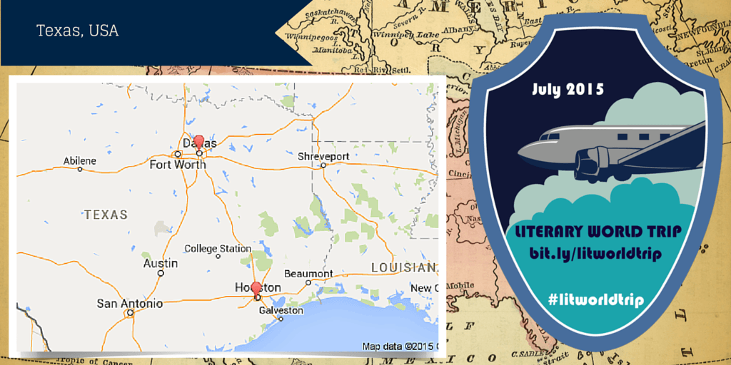 Literary World Trip: Texas, USA
