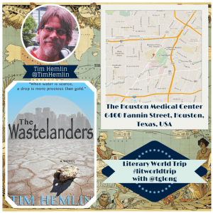 Literary World Trip: Tim Hemlin