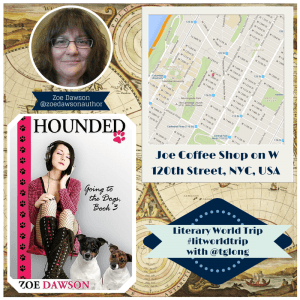 Literary World Trip: Zoe Dawson