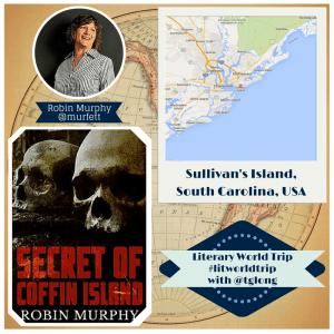Secret of Coffin Island - Robin Murphy