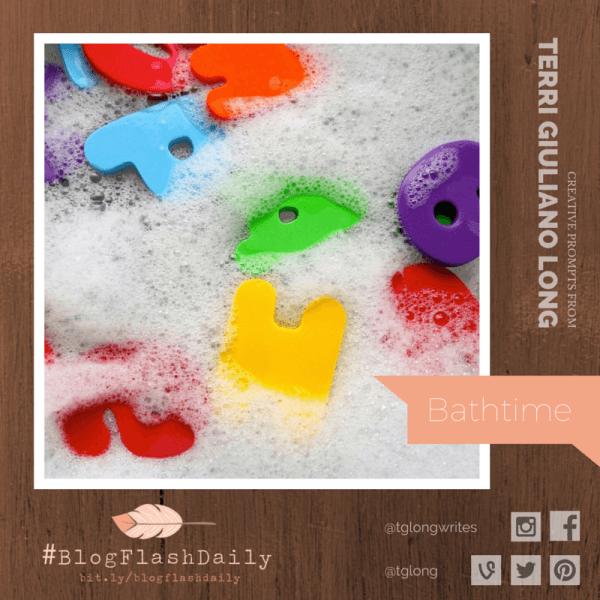 #BlogFlashDaily: Bathtime