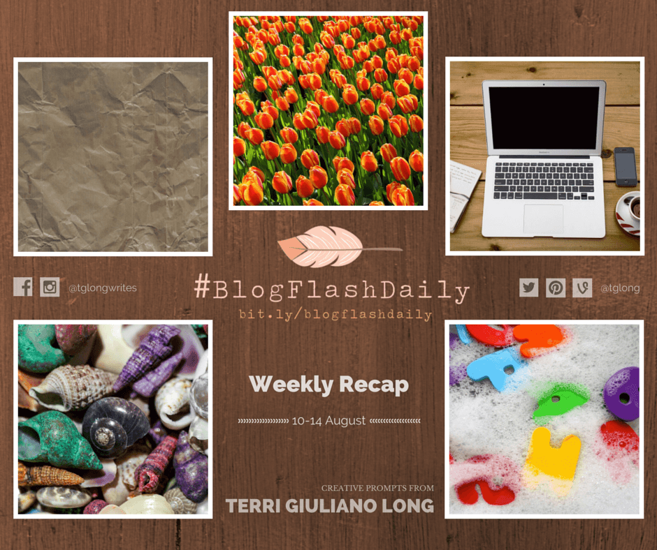 #BlogFlashDaily Recap: 10-14 August