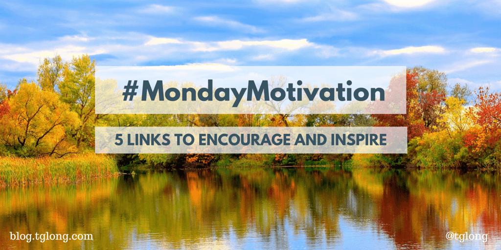 #MondayMotivation: 8/24