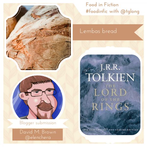 Food in Fiction: David Brown