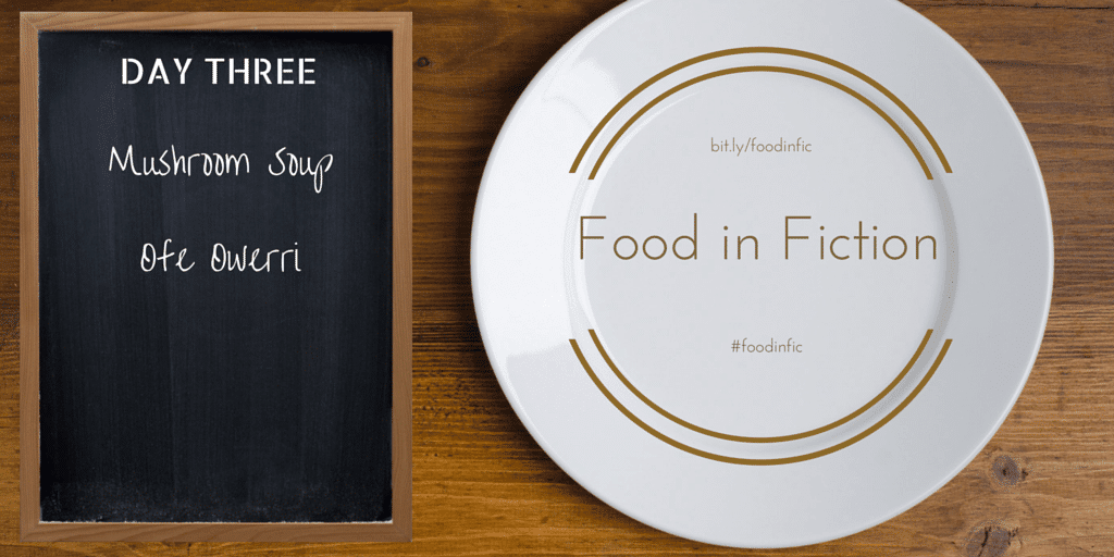 Food in Fiction: Day Three