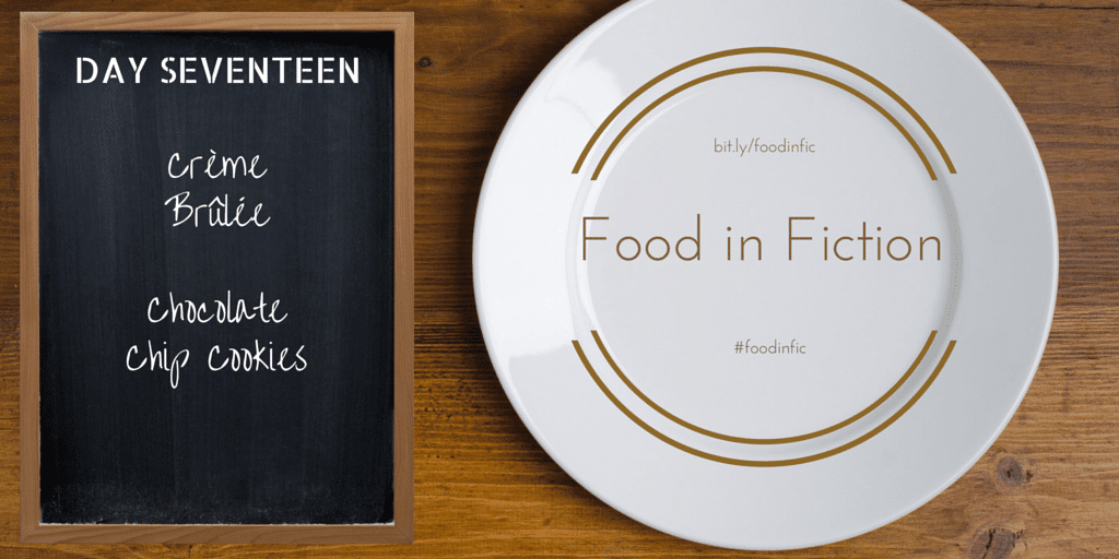 Food in Fiction: Day Seventeen