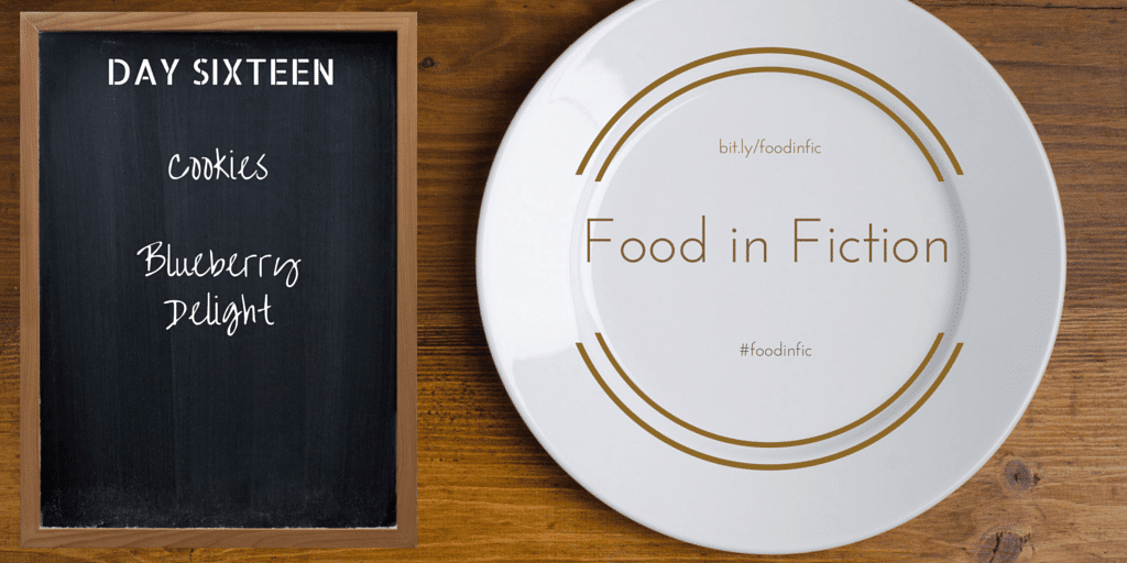 Food in Fiction: Day Sixteen