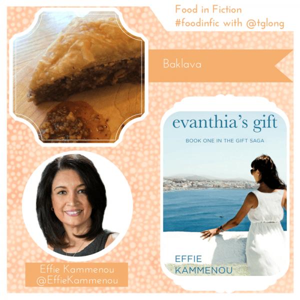 Food in Fiction - Effie Kammenou