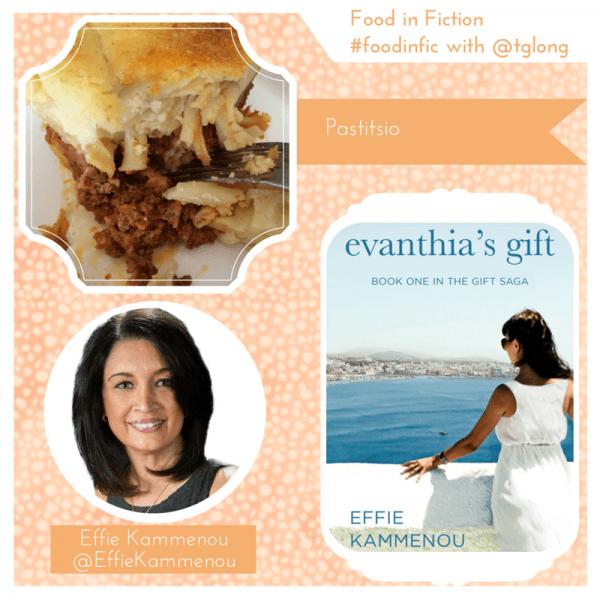 Food in Fiction: Effie Kammenou