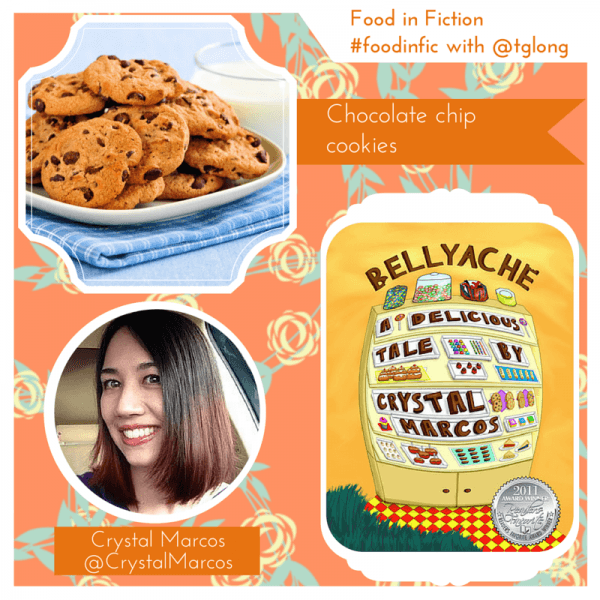 Food in Fiction: Crystal Marcos