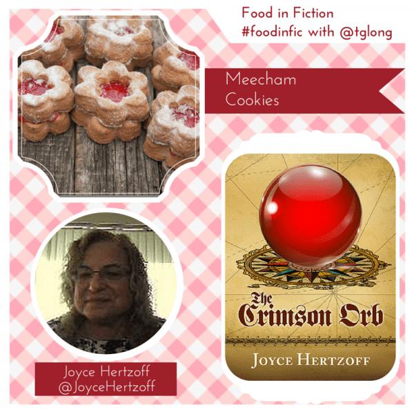 Food in Fiction: Joyce Hertzoff