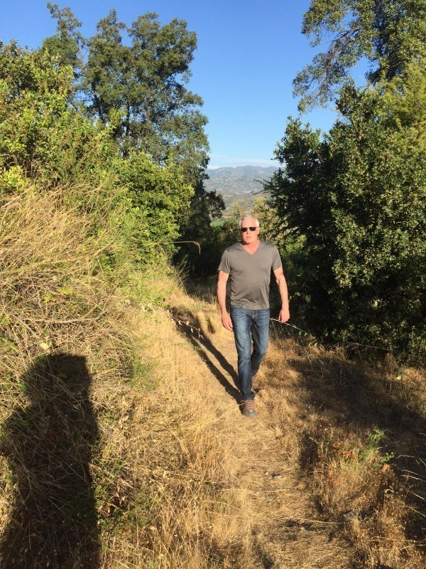 Dave - Holistic Vineyard, Millahue, Chile