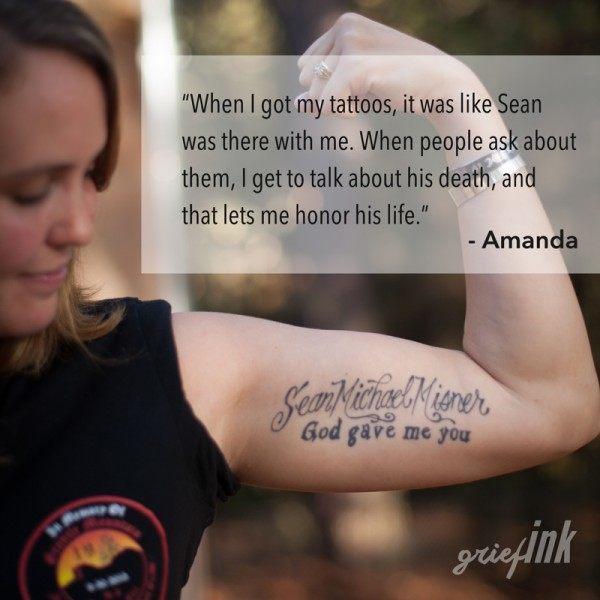 Amanda - GriefINK