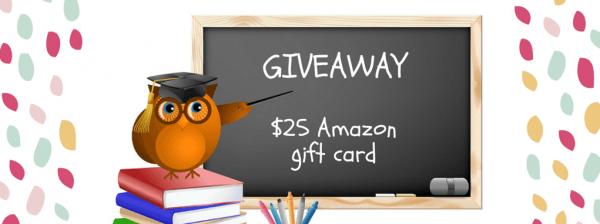 Teacher Appreciation Week: Giveaway