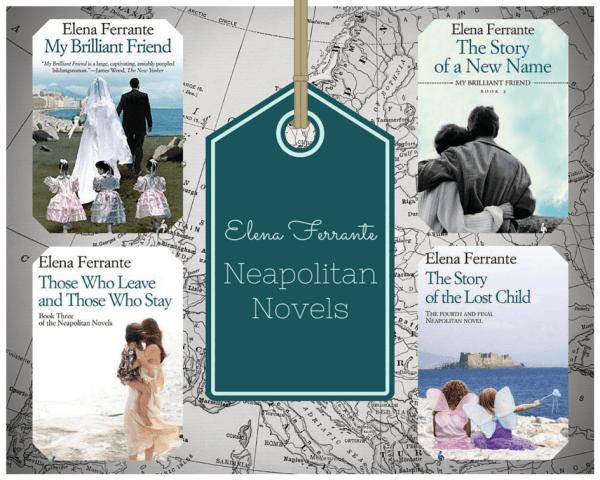 Elena Ferrante: Neopolitan Novels
