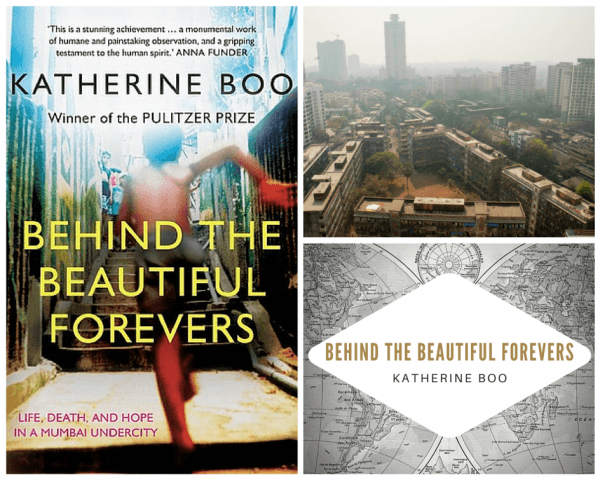 Placing Literature: Behind the Beautiful Forevers