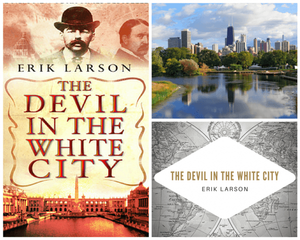 Placing Literature: The Devil in the White City