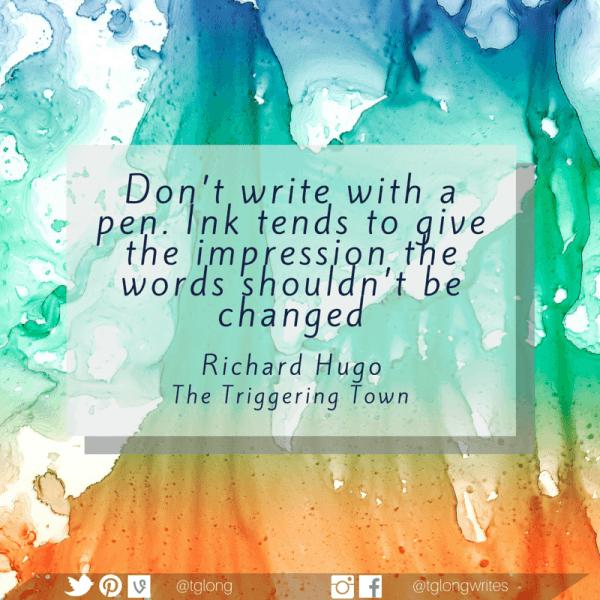 Richard Hugo