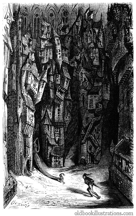 Streets of Iniquity, Gustave Doré