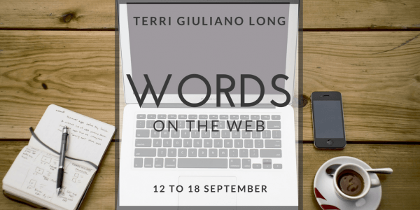 Storify: Words on the Web (12 to 18 September)