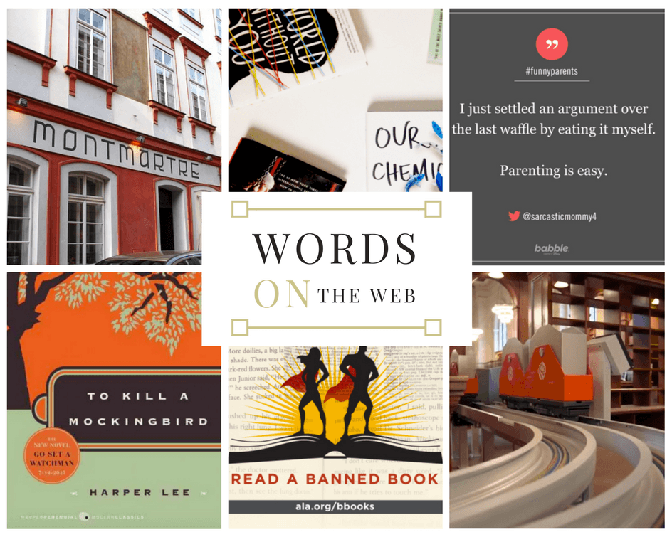 Storify Recap: Words on the Web: 26 September to 2 October