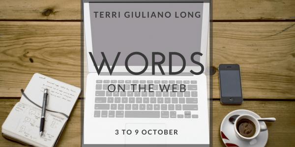 Storify Recap: Words on the Web: 3-9 October