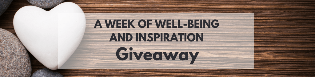 A Week of Well-being and Inspiration: Giveaway