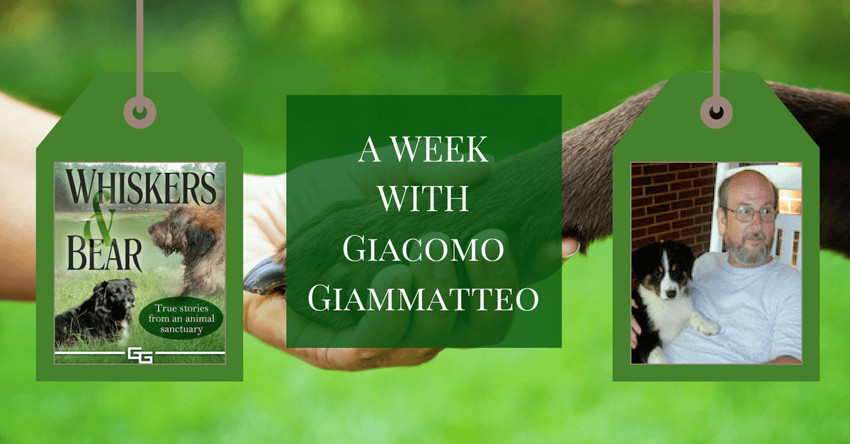 A Week with Giacomo Giammatteo