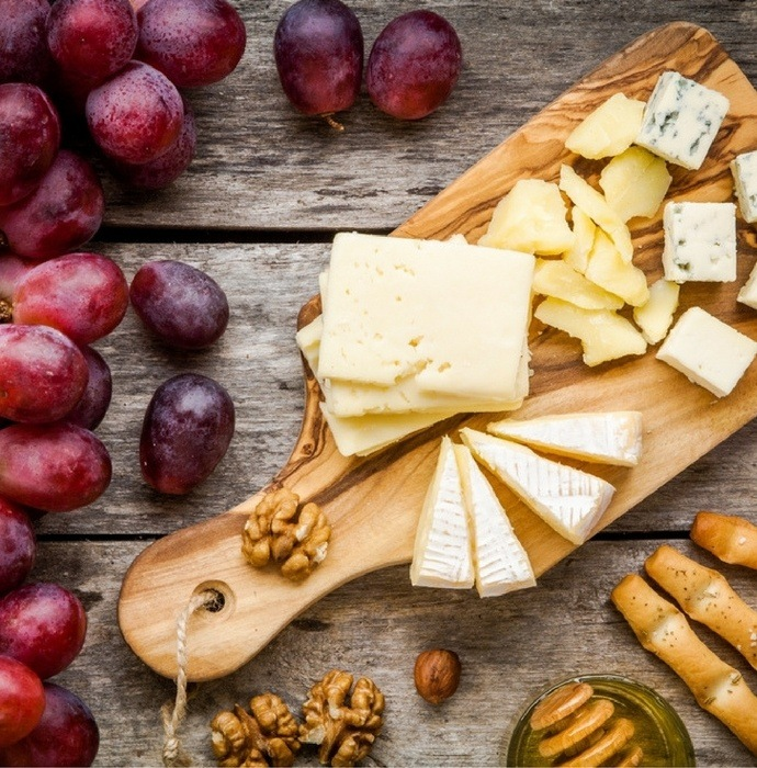 Holiday Health Tips - Bari Ramirez - Avoid Cheese