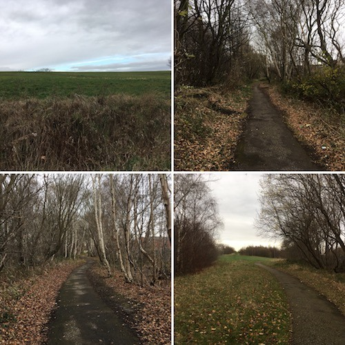 Running Toward Wellbeing - Transpennine Trail