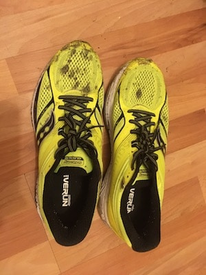 Running for Wellbeing - Running Shoes