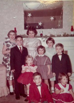 Terri Giuliano Long and family - A Christmas Story