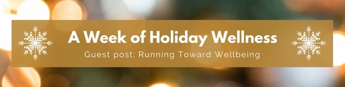 Week of Holiday Wellness - Guest post David Brown: Running Toward Wellbeing