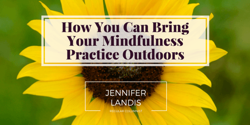 Outdoor Mindfulness