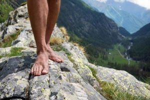 Outdoor Mindfulness - Earthing